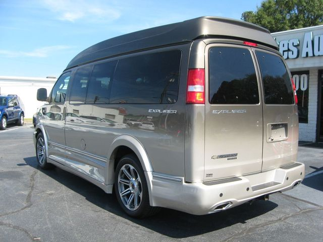 2016 Chevrolet Express Passenger Van Conversion Richmond, Virginia 7