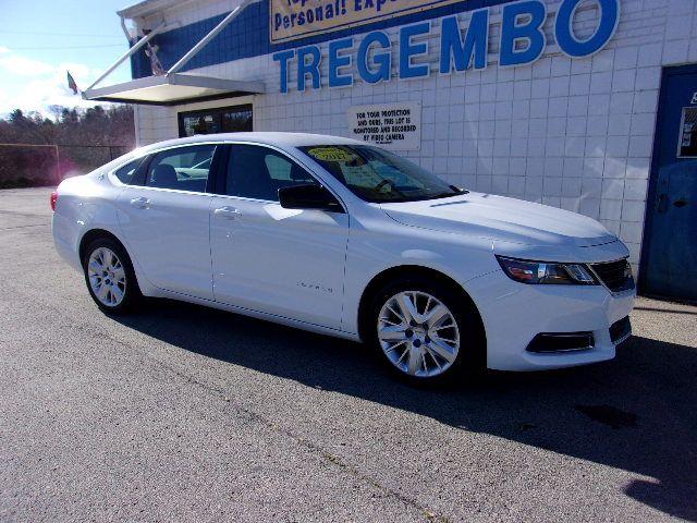 2016 Chevrolet Impala LS in Bentleyville, Pennsylvania 15314
