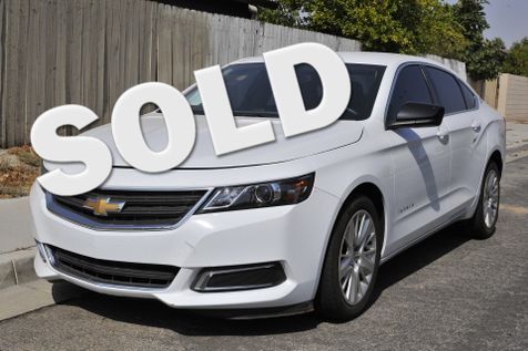 2016 Chevrolet Impala LS in Cathedral City