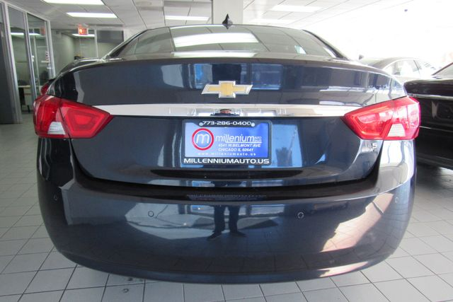 2016 Chevrolet Impala LS Chicago, Illinois 4
