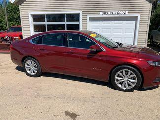 2016 Chevrolet Impala LT in Clinton, IA 52732