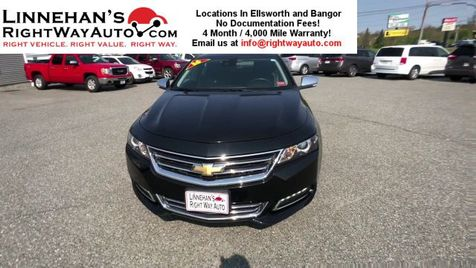 2016 Chevrolet Impala LTZ in Bangor