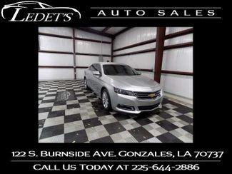 2016 Chevrolet Impala LT - Ledet's Auto Sales Gonzales_state_zip in Gonzales