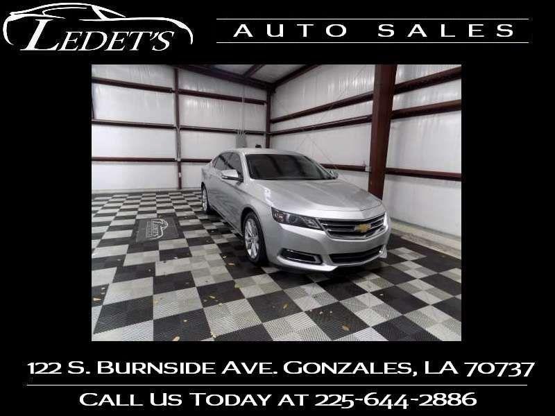2016 Chevrolet Impala LT - Ledet's Auto Sales Gonzales_state_zip in Gonzales Louisiana