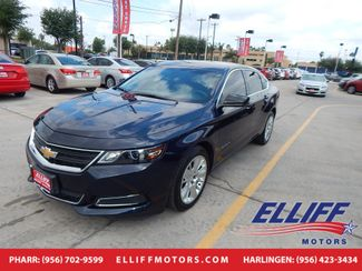 2016 Chevrolet Impala LS in Harlingen TX, 78550