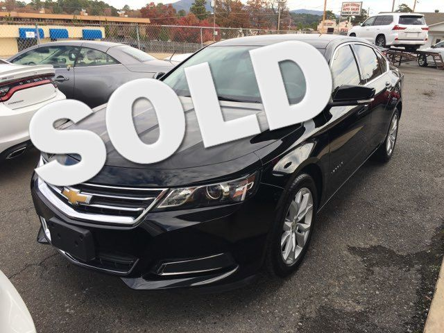 2016 Chevrolet Impala LT - John Gibson Auto Sales Hot Springs in Hot Springs Arkansas