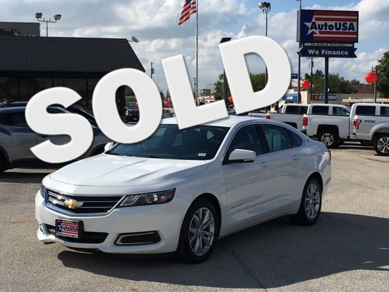 2016 Chevrolet Impala LT, leather | Irving, Texas | Auto USA in Irving Texas