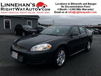 2016 Chevrolet Impala Limited in Bangor, ME