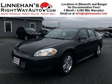 2016 Chevrolet Impala Limited LT in Bangor