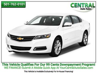 2016 Chevrolet Impala Limited in Hot Springs AR