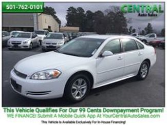 2016 Chevrolet Impala Limited LS   Hot Springs, AR   Central Auto Sales in Hot Springs AR