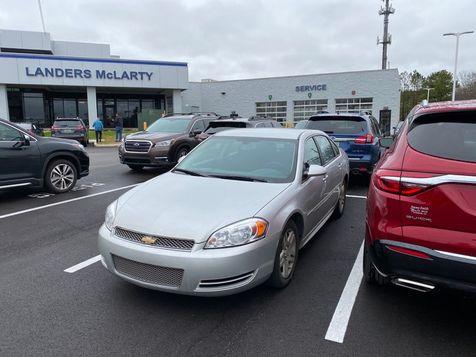 2016 Chevrolet Impala Limited LT   Huntsville, Alabama   Landers Mclarty DCJ & Subaru in Huntsville, Alabama