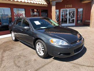 2016 Chevrolet Impala Limited LTZ CAR PROS AUTO CENTER (702) 405-9905 Las Vegas, Nevada
