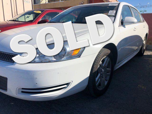 2016 Chevrolet Impala Limited LT CAR PROS AUTO CENTER (702) 405-9905 Las Vegas, Nevada