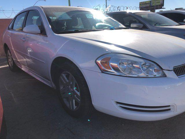 2016 Chevrolet Impala Limited LT CAR PROS AUTO CENTER (702) 405-9905 Las Vegas, Nevada 1