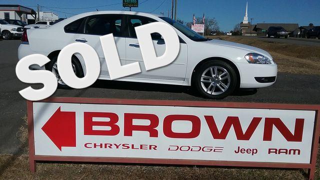 2016 Chevrolet Impala Limited LTZ Minden, LA