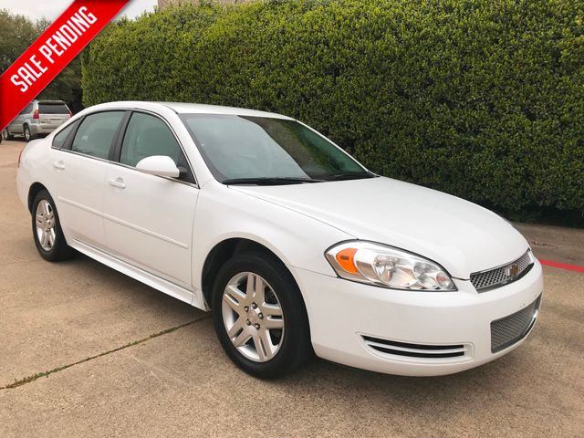 2016 Chevrolet Impala Limited LT**Clean Carfax**2- Owner