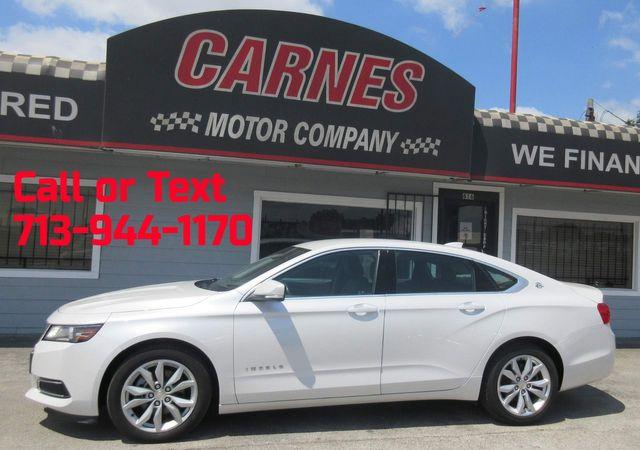 2016 Chevrolet Impala LT south houston, TX 7