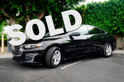 2016 Chevrolet Malibu LS in cathedral city