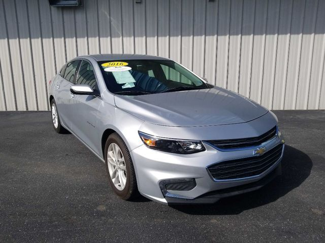 2016 Chevrolet Malibu LT in Harrisonburg, VA 22801