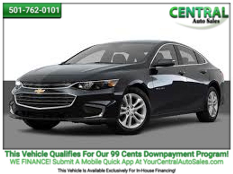 2016 Chevrolet Malibu LS | Hot Springs, AR | Central Auto Sales in Hot Springs AR