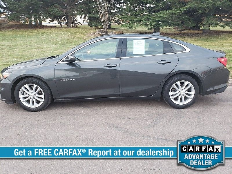 2016 Chevrolet Malibu Hybrid 4d Sedan  city MT  Bleskin Motor Company   in Great Falls, MT