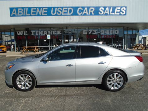 2016 Chevrolet Malibu Limited LTZ in Abilene, TX