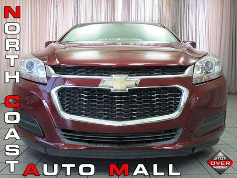 2016 Chevrolet Malibu Limited LT in Akron, OH