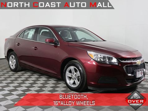 2016 Chevrolet Malibu Limited LT in Cleveland, Ohio