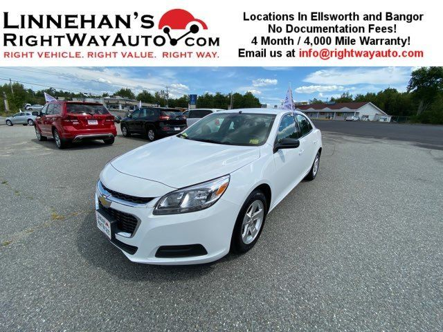 2016 Chevrolet Malibu Limited LS in Bangor, ME 04401