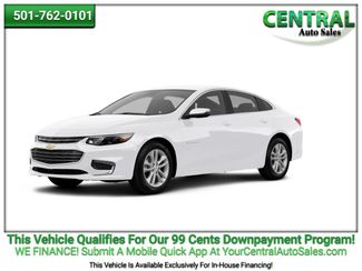 2016 Chevrolet Malibu Limited LT | Hot Springs, AR | Central Auto Sales in Hot Springs AR