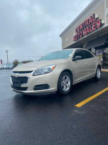 2016 Chevrolet Malibu Limited LS   Hot Springs, AR   Central Auto Sales in Hot Springs, AR