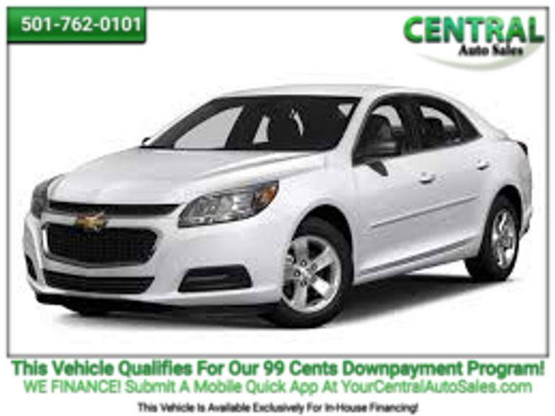 2016 Chevrolet Malibu Limited LS | Hot Springs, AR | Central Auto Sales in Hot Springs AR