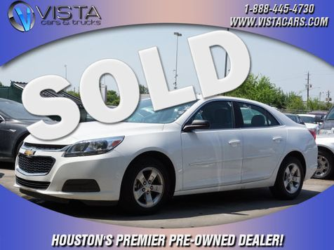 2016 Chevrolet Malibu Limited LS in Houston, Texas