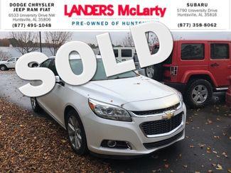 2016 Chevrolet Malibu Limited LTZ | Huntsville, Alabama | Landers Mclarty DCJ & Subaru in  Alabama