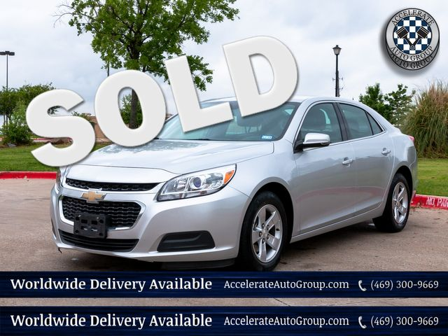 2016 Chevrolet Malibu Limited LT in Rowlett