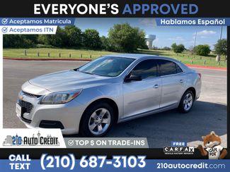 2016 Chevrolet Malibu Limited LS in San Antonio, TX 78237
