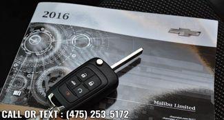 2016 Chevrolet Malibu Limited LT Waterbury, Connecticut 32