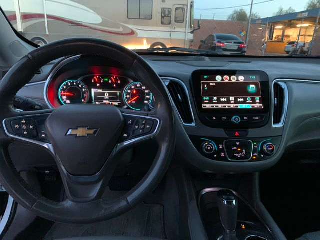 2016 Chevrolet Malibu LT 3 MONTH/3,000 MILE NATIONAL POWERTRAIN WARRANTY Mesa, Arizona 14