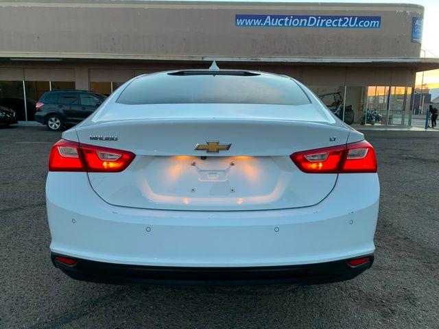 2016 Chevrolet Malibu LT 3 MONTH/3,000 MILE NATIONAL POWERTRAIN WARRANTY Mesa, Arizona 3