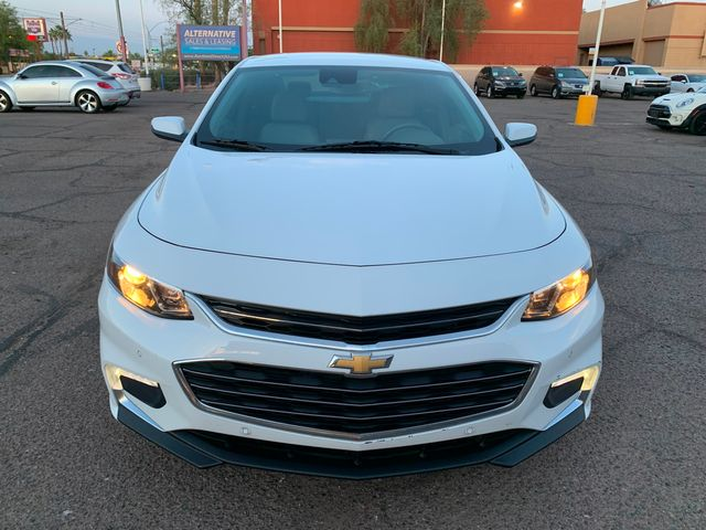 2016 Chevrolet Malibu LT 3 MONTH/3,000 MILE NATIONAL POWERTRAIN WARRANTY Mesa, Arizona 7