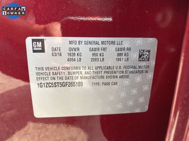 2016 Chevrolet Malibu LS Madison, NC 40