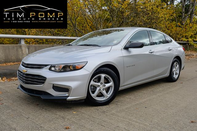 2016 Chevrolet Malibu LS 1 OWNER CLEAN CARFAX