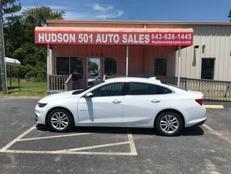 2016 Chevrolet Malibu LT | Myrtle Beach, South Carolina | Hudson Auto Sales in Myrtle Beach South Carolina