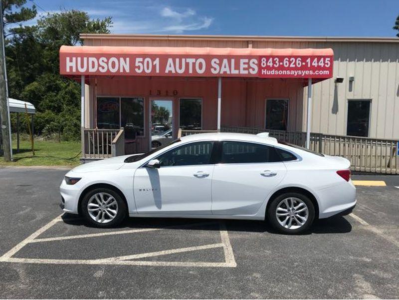2016 Chevrolet Malibu LT | Myrtle Beach, South Carolina | Hudson Auto Sales in Myrtle Beach South Carolina