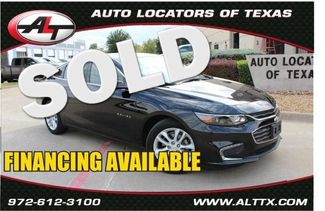 2016 Chevrolet Malibu LT | Plano, TX | Consign My Vehicle in  TX