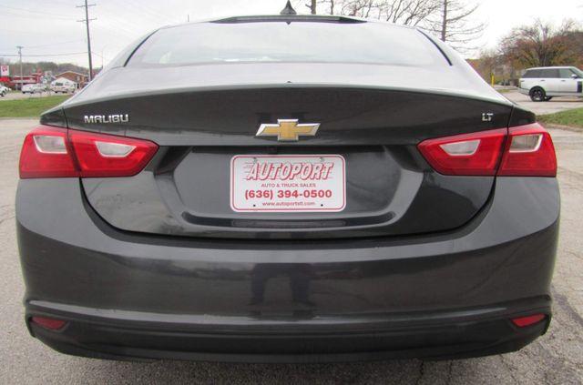2016 Chevrolet Malibu LT St. Louis, Missouri 4