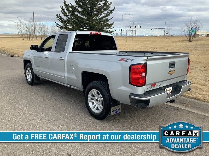 2016 Chevrolet Silverado 1500 4WD Double Cab LT Z71 All Star Edition  city MT  Bleskin Motor Company   in Great Falls, MT
