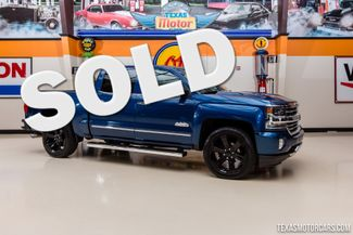 2016 Chevrolet Silverado 1500 High Country 4X4 in Addison Texas, 75001