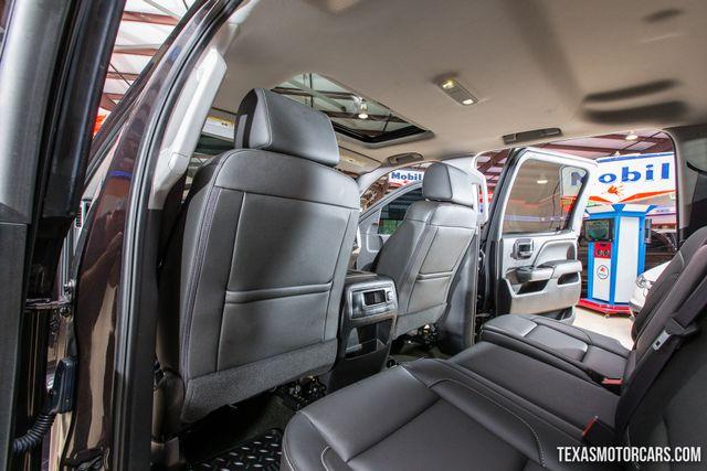 2016 Chevrolet Silverado 1500 LTZ 4X4 in Addison Texas, 75001